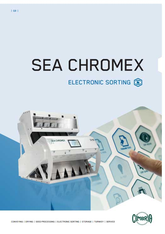 Cimbria SEA Chromex Brochure